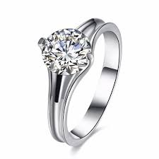 aliexpress buy anniversary 18k white gold filled 4 online get cheap arrow gold wedding aliexpress alibaba