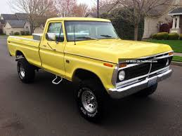 Ford F100 1975 1975 Ford F150 Information And Photos Momentcar