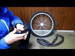 comment changer une chambre à air tutobrico 1 comment changer une chambre à air de vélo