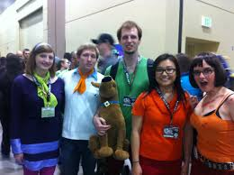Scooby Doo Halloween Costumes For Family by Emerald City Comicon 2013 Costume Roundup Big Fish Blog