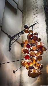 Copper Outdoor Lighting Outdoor Lighting Recreated With Copper In Paris Id Lights