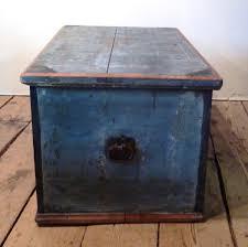 98760 antique swedish hope chest in original paint anno 1837 sold