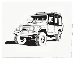 jeep grill icon 97 best 4 wheel drive images on pinterest toyota land cruiser