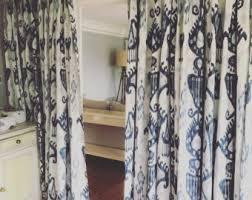 Custom Curtain Sizes Pleated Curtains Etsy