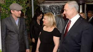 ynetnews news watch netanyahu goes to la visits apple dines