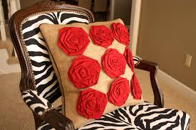simple red decorative pillows red decorative pillows design
