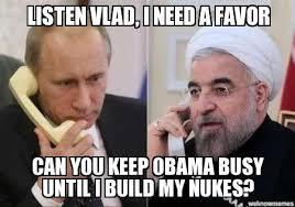 Obama Putin Meme - inside ahmadinejad on twitter funny meme of rouhani asking favor