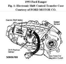 1993 ford ranger 4x4 shift electrical problem 1993 ford ranger 6