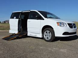 2017 dodge minivan automatic ramp dodge grand caravan 2017 u2013 lone star handicap vans llc