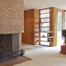 Frank Lloyd Wright Home Decor Kenneth Laurent House Rockford Illinois 1949 52 Frank Lloyd