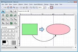 software recommendation drawing block diagram graphic design