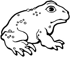 free frog coloring pages to print out and color in coloring pages
