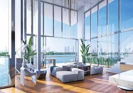 luxe penthouse at pritzker prize winning jean nouvel u0027s monad