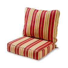 Wicker Settee Replacement Cushions by Patio Furniture Cushions Amazon Com