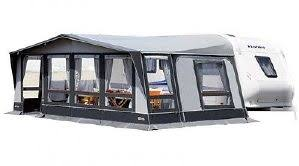 Caravan Awning Size Caravan Awning 1100 Cm For Sale In Uk View 44 Bargains