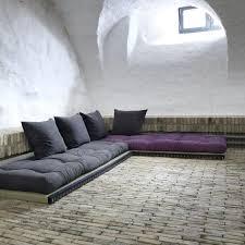 canapé solution conforama canape au sol canapac design tatami caroki avec futon matelas canape