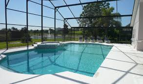 florida villa near disney private pool six bedroom four bath