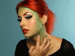halloween makeup tutorial garden goddess hgtv