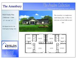 Floor Plans For Trailer Homes Multi Family Home Plans Premium Home Manufacturers Ma Nh Ri