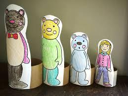 84 best bears goldilocks and the three bears images on pinterest