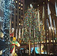 2017 rockefeller center tree lighting new york city