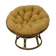 big round chair with cushion designs