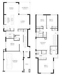 floor plans 2 story homes three bedroom house plan 3 bedroom house designs double storey homes