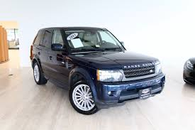 used land rover for sale 2011 land rover sport hse stock 6n051495d for sale near vienna