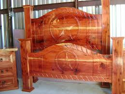 bedroom furniture texas rustic hand carved furniture
