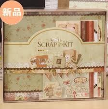 personalized scrapbook album free shipping hot diy album scrapbooking kits for kids diy