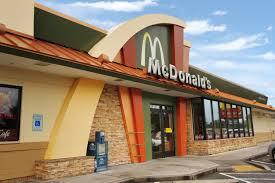 mcdonald u0027s exterior restaurant design by i 5 design