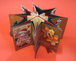 christmas star book card pinterest christmas star star