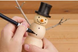 turning a snowman box craft supplies usa
