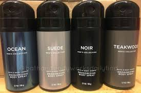halloween men perfume bath u0026 body works men u0027s fragrance release coming soon suede
