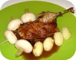 comment cuisiner le canard sauvage canard sauvage sauce aux oignons