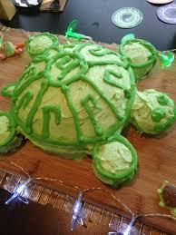 wild kratts tortuga turtle birthday cake tutorial the style