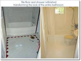 Paint Bathroom Tile Painting Bathtub Tilehow To Paint Over Ugly Old Tile This Is A