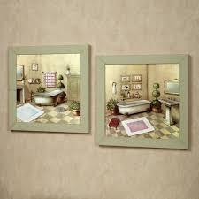 Ideas For Bathroom Wall Decor Bathroom Wall Ideas Bathroom Framed Wall