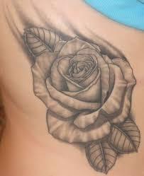 on my ribs tattoo