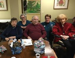 shabbos l shabbos friends bring the of shabbat to seniors