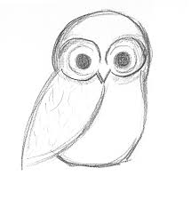 easy sketch images sketch owl by intoxicatingeyes on deviantart