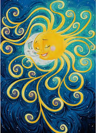 25 best sun and moon images on sun moon the