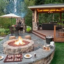 best 25 fire pit for deck ideas on pinterest how build fire pit