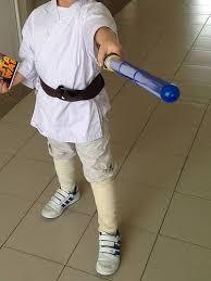 Luke Skywalker Halloween Costume Dress Luke Skywalker Costume Figur8 Nurture Future