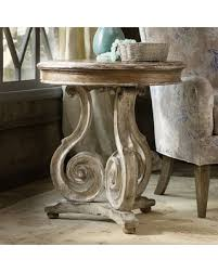accent tables sale don t miss this bargain hooker furniture chatelet scroll accent table