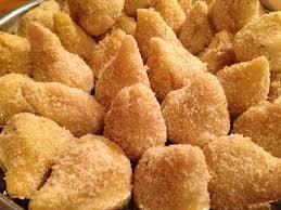 cuisine pour famille nombreuse coxinhas de poulet bouchées apéritives brésiliennes