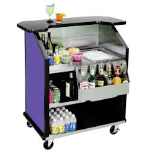 Portable Bar Cabinet Furniture Portable Black Home Bar Cabinet With Wine Storage And