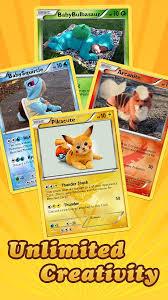 Pokemon Trainer Card Designer Card Maker For Pokemon Android Apps On Google Play