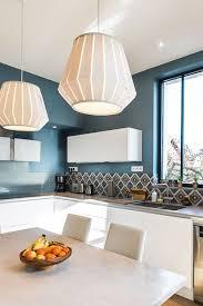 cr馘ence cuisine carreaux de ciment cuisine crédence en carreaux de ciment côté maison