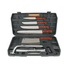 malette de couteau de cuisine professionnel ducatillon mallette de couteaux du chasseur scie et tranchoir